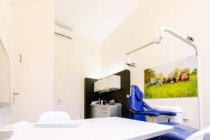 Kieferorthopädie Dr. Hellak die Praxis Behandlungsraum