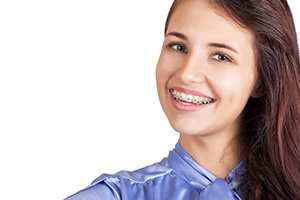 Kieferorthopädie Dr. Hellak feste Zahnspange für Jugendliche
